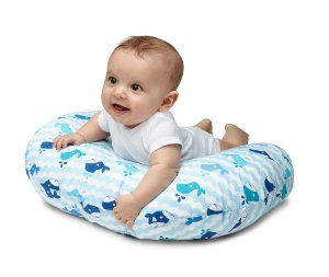Cuscino allattamento Chicco Boppy - supporto primi movimenti