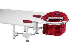 seggiolino da tavolo chicco 360 gradi rotazione 1