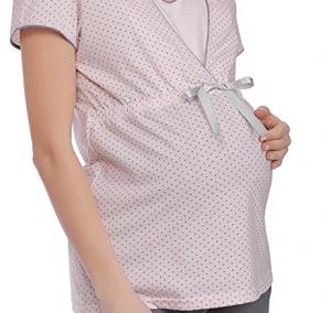pigiama allattamento estivo italian fashion gravidanza