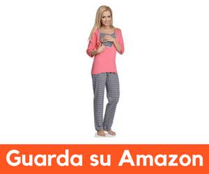 qualità acquista originale originale più votato Pigiama allattamento e gravidanza - Tutti i migliori modelli ...