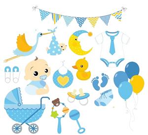 Oggetti indispensabili per i neonati